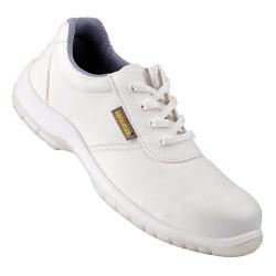 "Safety Shoes ""ORVIETO"" - Newteck Shaft - Color White - Norm EN 20345 S2"