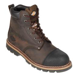 """stivaletto S3 """"Crawford"""" - Dickies - Brown"""