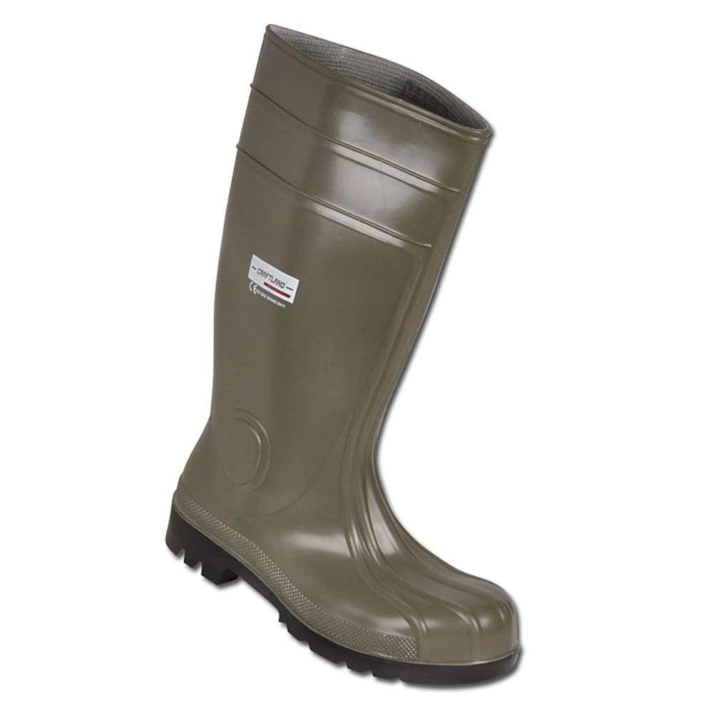 "Stiefel ""Cameo"" PVC/Nitril - EN20345 S5 Größen 37 bis 50"