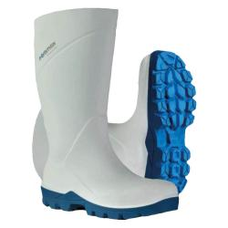 """Work boots """"Nora Max"""" - size 5 to 13 - white - PU"""