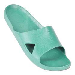 """Badtofflor """"OULU"""" - PVC - grön"""