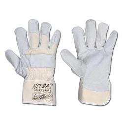 """Spaltleder-Handschuh """"Verden"""" - EN 388 (2.1.4.4.) - Größe 10"""
