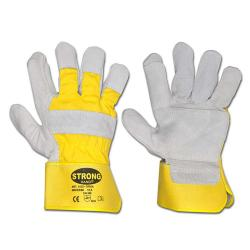 "Gloves ""Orisa"" - cowhide core split leather - EN 388 Category 2"