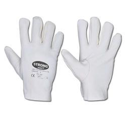 Nappaleder-Handschuh - Kat. 2 - EN 388 (2.1.1.1.) - Größe 8/10