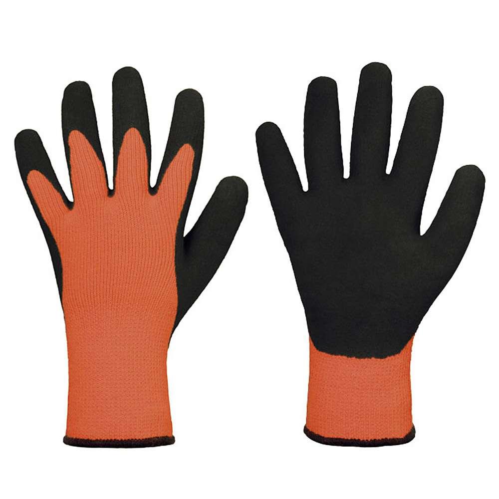 """Handskar """"ARVED""""- EN 388/511 - 100% akryl - latexbeläggning"""