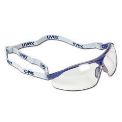 Bügelbrille - UVEX i-vo - mit Kopfband