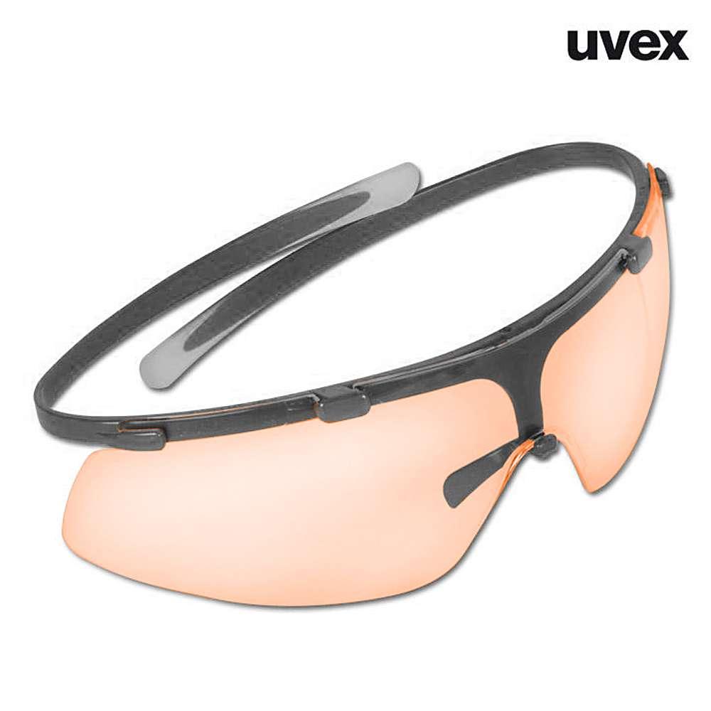 UVEX Schutzbrille - super g 9172