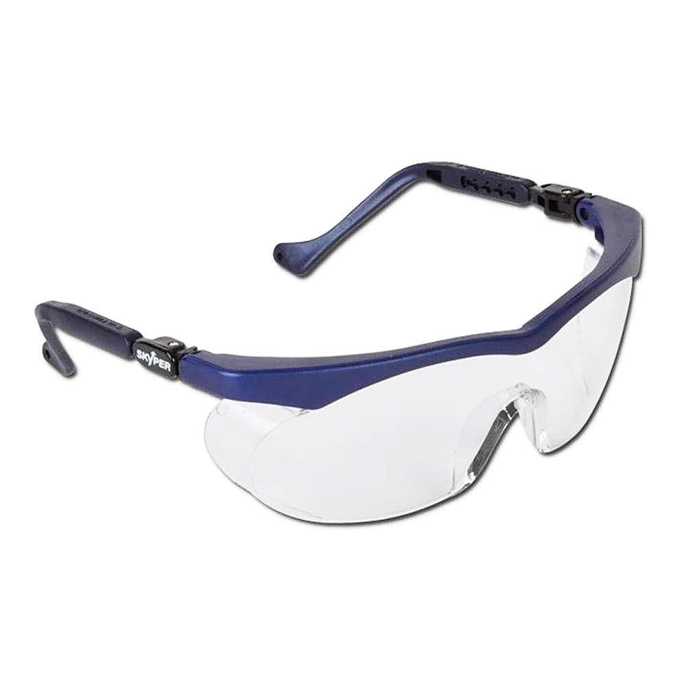 Sikkerhedsbriller - ekstremt ridserobuste - UV 2-1,2 - DIN EN 166