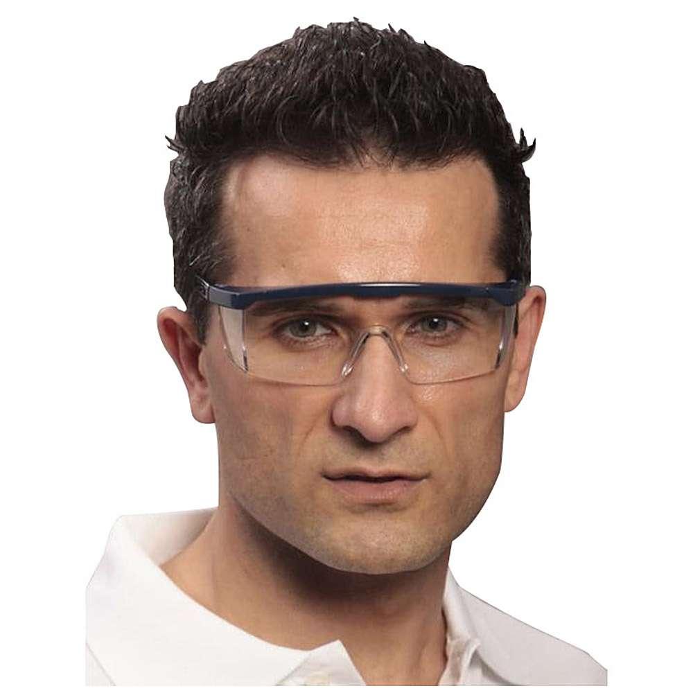 Schutzbrille CLAREX - klar oder getönt - Kunststoff