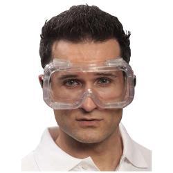 Vollsichtbrille CLARO - Kunststoff - großes Sichtfeld