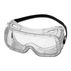 Vollsichtbrille 446 - PC farblos - antifog