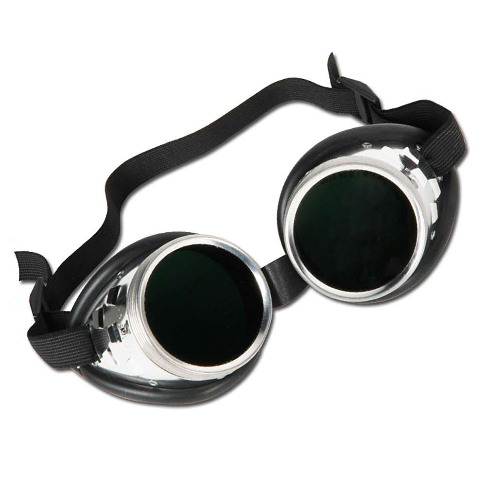 Schraubringbrille 717 - Verbundglas farblos