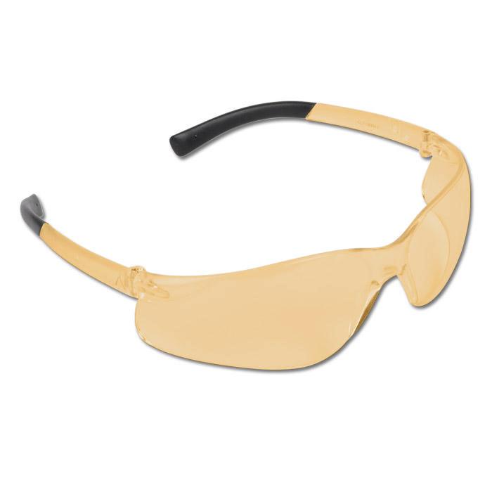 """Schutzbrille """"Ztek"""" - 100% Polycarbonat - farblos, kaffefarben, grau, bernsteinf"""