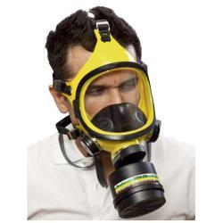 Masque complet C 607 / Silicones / TR - Classe 2 - DIN EN 136