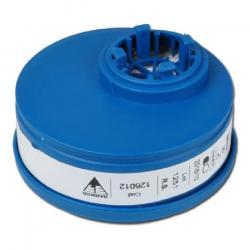 Bajonettenfilter - für Halbmaske - Teil eines Atemschutzgerätes nach DIN EN 133