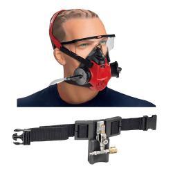 SATA Atemschutzset - Atemschutz - SATA air star C, Gurteinheit mit T-Stück und Luftregelventil
