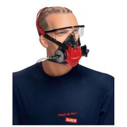 SATA air star C Halbmaske - Atemschutz - mit Atemluftschlauch