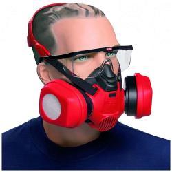 SATA air star F - Atemschutz - Halbmaske für Lackiereinsätze