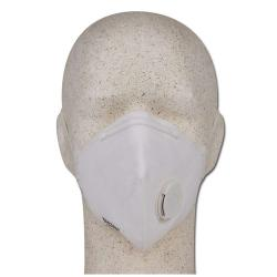 """Fine Flat Dust Masks TECTOR """"P3"""" - Expiratory Valve - EN 149:2001"""