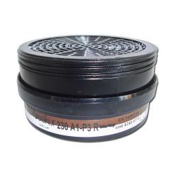 Kombinationsfilter 230 A1-P3R D - für Halbmaske - 2 Stück