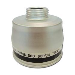 "Spezialfilter ""DIRIN 500 60 CO-P3R D"" - DIN 58620"