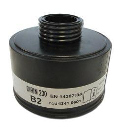 Gasfilter DIRIN 230 B2 - DIN EN 14387