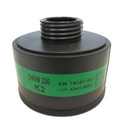 Gasfilter DIRIN 230 K2 - DIN EN 14387
