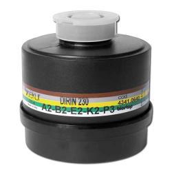 Filtre combiné Dirin 230 - ABE 2K 2-P3R