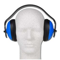 """Salva udito Tector """"WAVE"""" con staffa in plastica - colore blu - EN 352/1"""