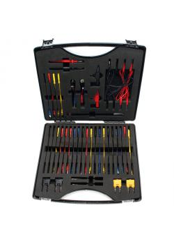 Measuring cable - and Probe Set - for auto-electric - 92 pieces