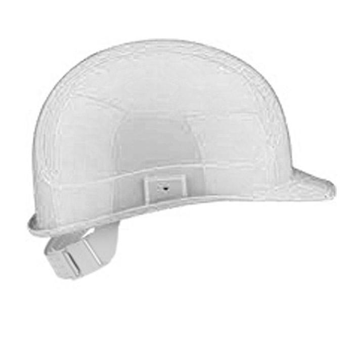 """Sikkerhedshjelm """"Elektriker hjelm-6"""" - Polyethylen - DIN EN 50365 og DIN EN 397"""