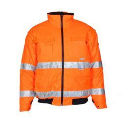 Varseljacka Planam - 100% polyester - storlek XL - orange