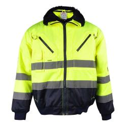 NORWAY-high-visibility pilot jackets GUNNAR