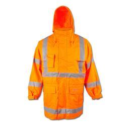 """Giacca ad alta visibilità """"NILS"""" - colore arancione - taglia S-XXXL"""