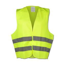 """Sikkerhedsvest """"Harald"""" - polyester - selvlysende - EN471 / 2"""