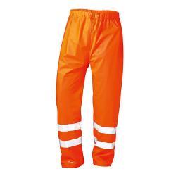 "Regnbyxor ""Linus"" PU Stretch - Norge - Lysrör Orange - Storlek S-XXXL"