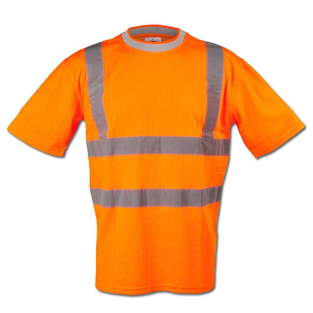 "Varsel T-shirt ""BRIAN"" - 25/75% blandväv - 185 g/m²"