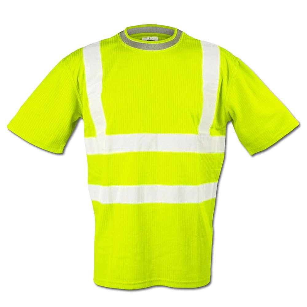 """Varsel T-shirt """"STEVEN"""" - 25/75% blandväv - 185 g/m²"""