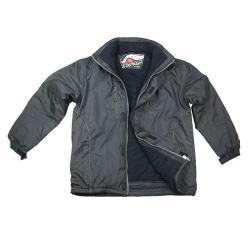 """Lang jakke """"KIPLING"""" - varm foring - vandtæt og åndbart"""