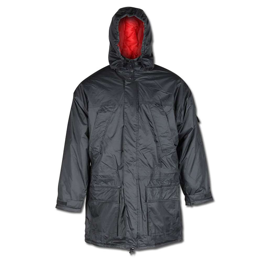 "Offshore Parka ""SIBIRIEN"" - 100% Polyester - marine"