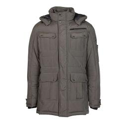 PLANAM Earth Parka - Nylon und Polyester - mud