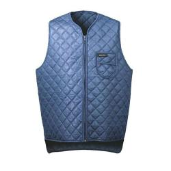 """LAHTI"" - Thermal Vest - Marine Color - CRAFTLAND - 100% Poly-Knitted Thermal Wa"
