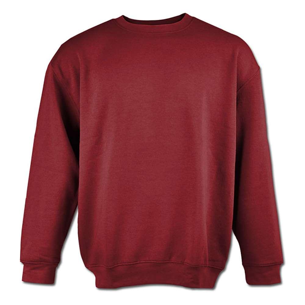 Tröja - Dickies - röd - 65% polyester