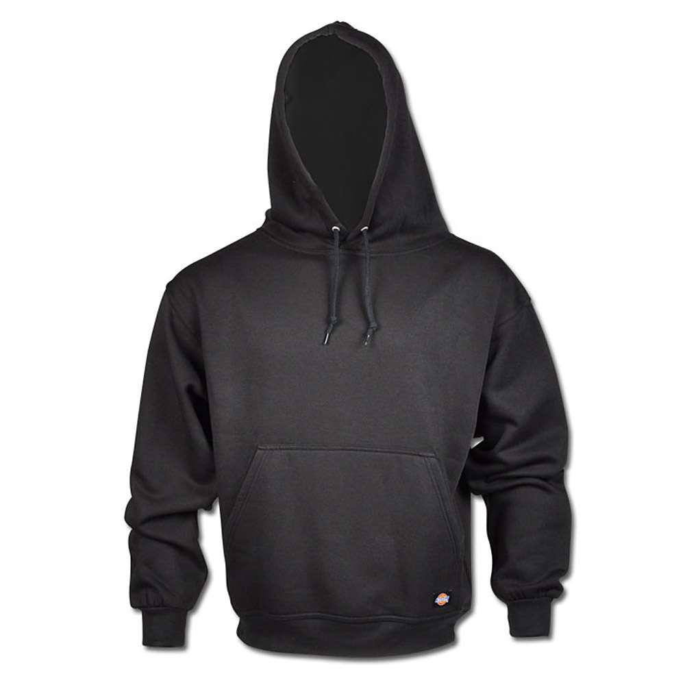 Luvtröja - Dickies - svart - 65% polyester