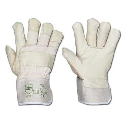 Leder-Winterhandschuh - Thinsulate™-Futter - Größe 10