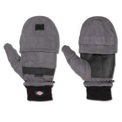 Handschuhe - Dickies - Halbfinger mit Kappe - grau
