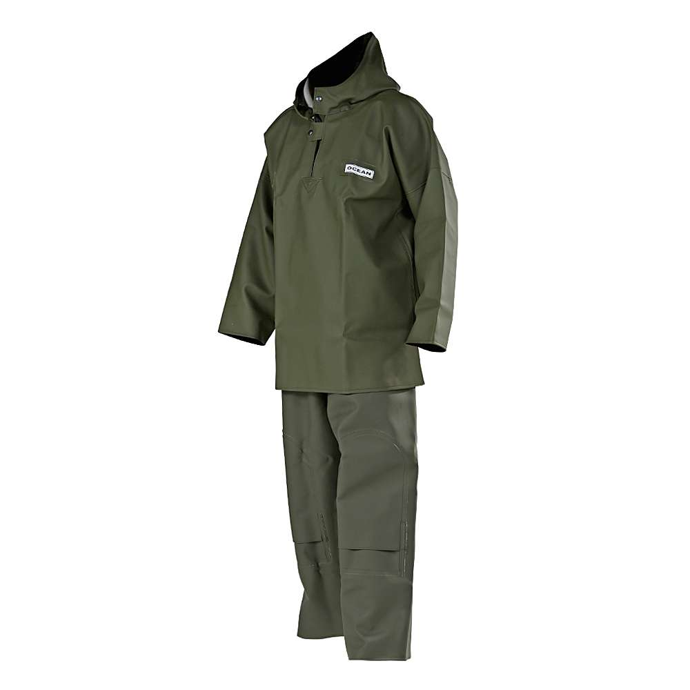 Parka - Ocean Heavy Duty - Waterproof - Durable and flexible - Gr. S to 3XL - Olive
