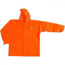 "Raincoat - Ocean ""Classic"" - Size S to 8XL - Color Orange"