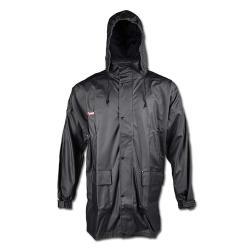 "PU-weather protective jacket, ""LUND"" - PU / PES - 190 g / m²"