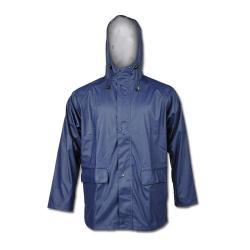 "Rain jacket ""HILGENRIEDERSIEL"" - PU on polyester"